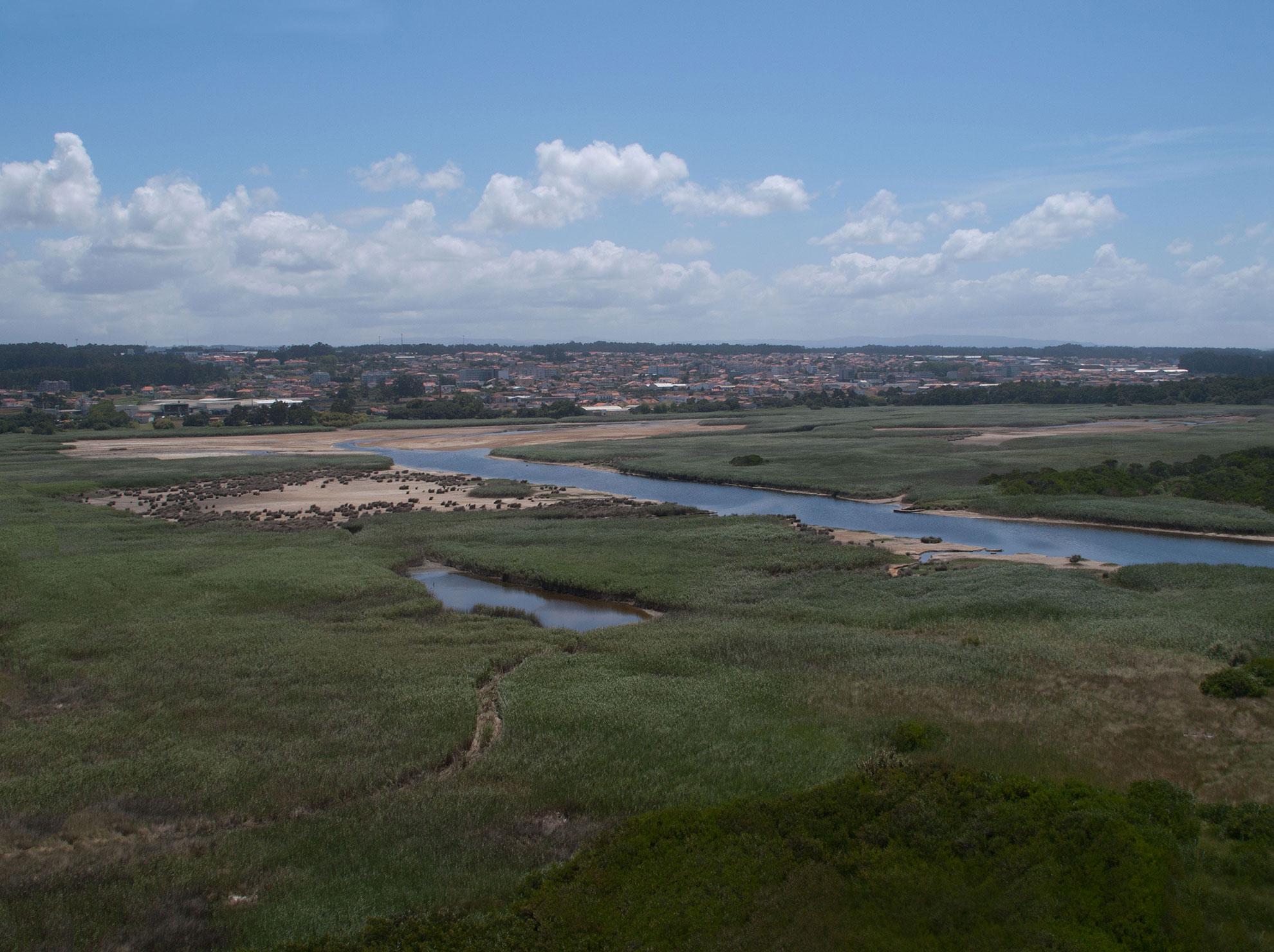 Barrinha de Esmoriz / Lagoa de Paramos.