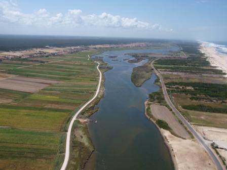 Ria de Aveiro - Canal de Mira